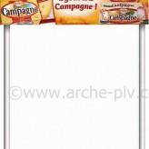 Arche publicitaire – arche ilv carton type «porche»