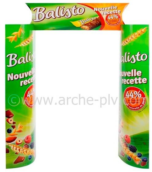arche en carton portique